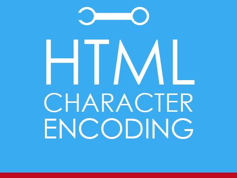 Html Character Encoder Tool